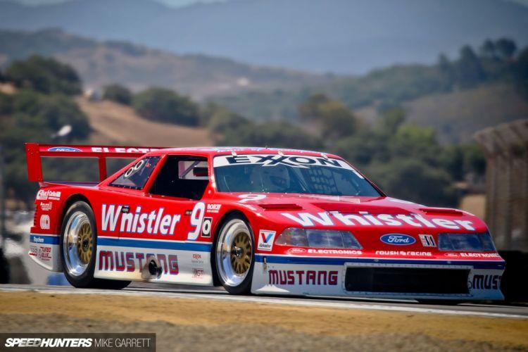 IMSA GTO Mustang ford race racing muscle wallpaper