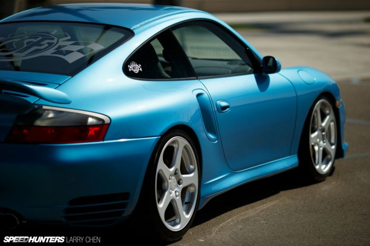 RUF 996 Turbo porsche supercar wallpaper