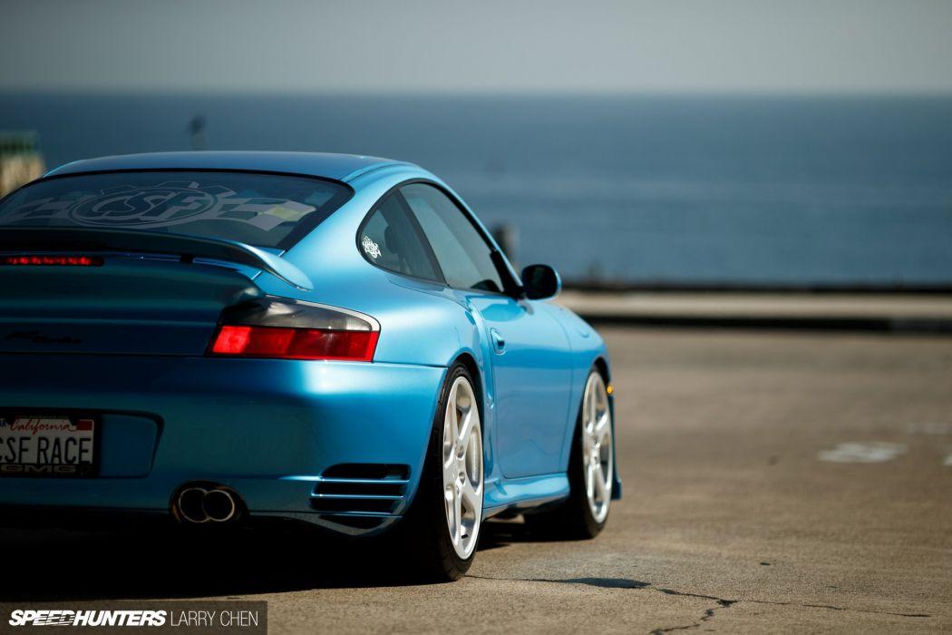 RUF 996 Turbo porsche supercar wallpaper