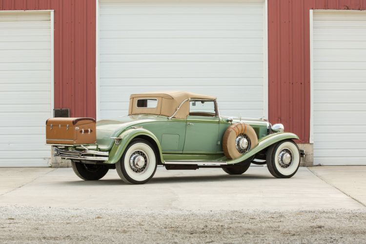 1931 Chrysler Imperial Convertible Coupe by LeBaron C-G luxury vintage wallpaper