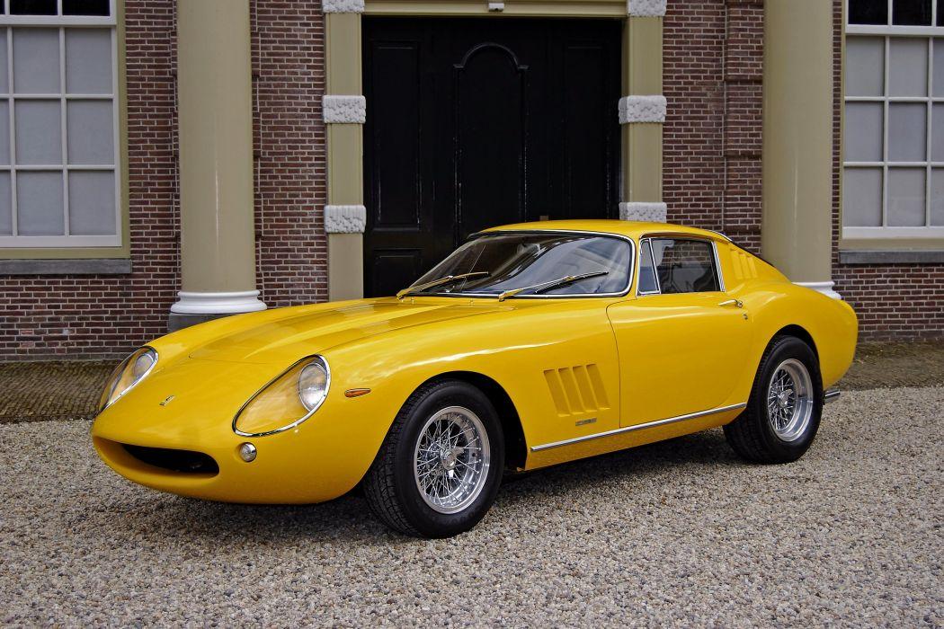 1967 Ferrari 275 GTB4 Lega Pininfarina race racing supercar classic wallpaper