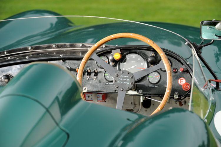 1959 Aston Martin DBR1 race racing retro supercar wallpaper