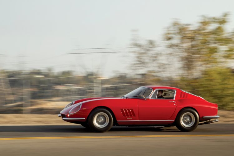 1965-66 Ferrari 275 GTB 3-C Acciaio '1965aei66 Pininfarina supercar classic wallpaper