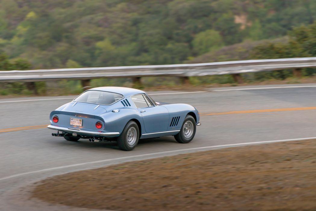1966 Ferrari 275 GTB 6-C Lega classic supercar wallpaper