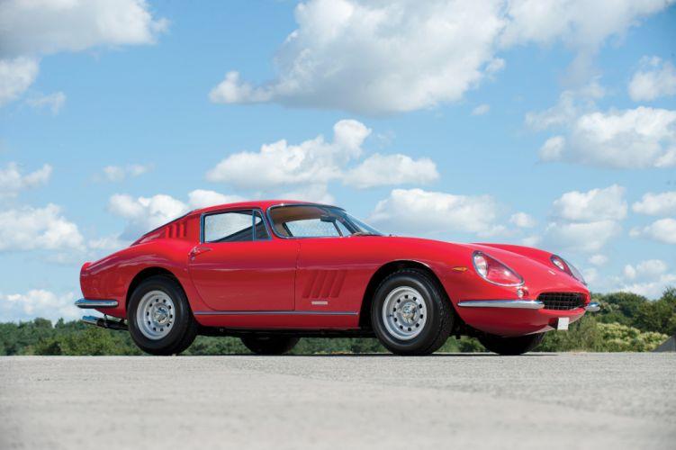 1966 Ferrari 275 GTB 3-C Lega supercar classic wallpaper