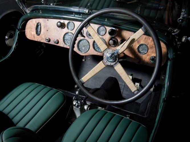 1929-32 Aston Martin 1-5Litre International vintage luxury wallpaper