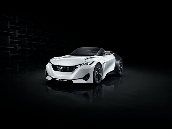 2015 Peugeot Fractal Coupe convertible wallpaper