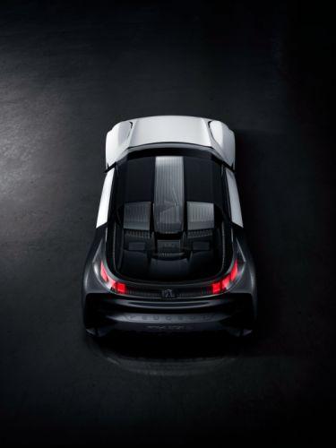 2015 Peugeot Fractal Coupe convertible wallpaper