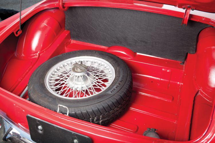 1966 MGB Roadster US-spec classic wallpaper
