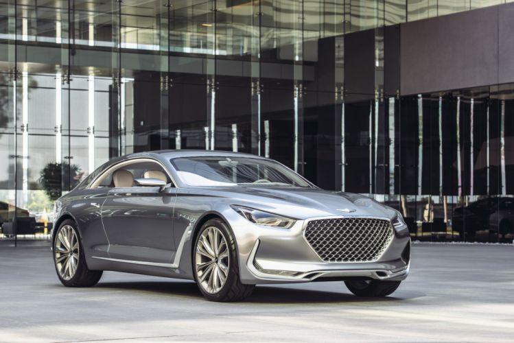 2015 Hyundai Vision G Coupe Concept wallpaper