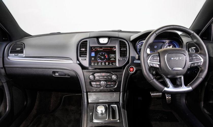 2015 Chrysler 300 SRT AU-spec LX2 luxury wallpaper