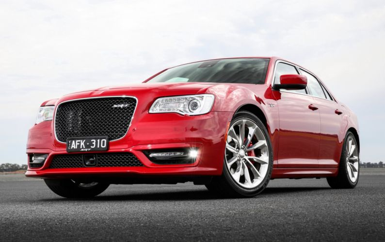 2015 Chrysler 300 SRT AU-spec LX2 luxury wallpaper