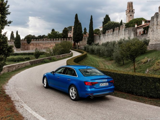 audi-a4 sedan cars quattro tfsi wallpaper