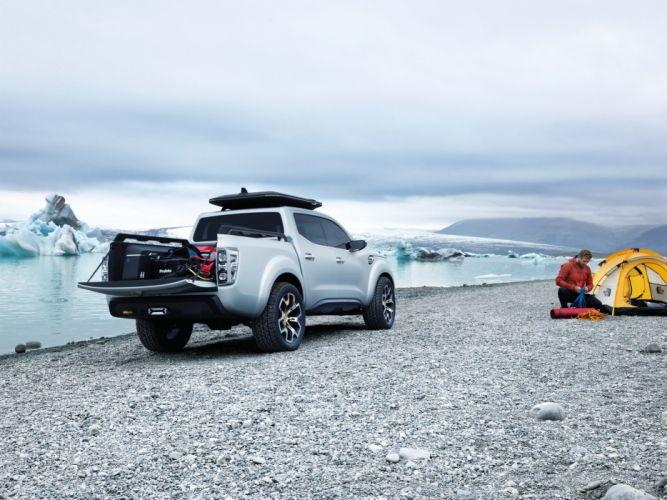 Renault Alaskan Concept cars 4x4 wallpaper