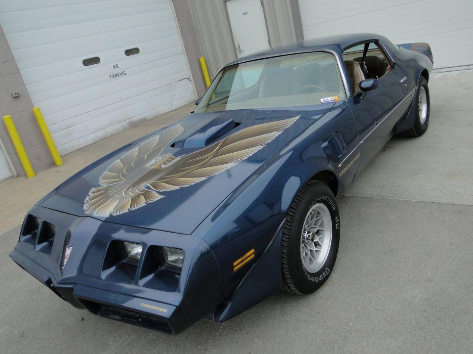 1979 Pontiac Trans-Am cars coupe wallpaper