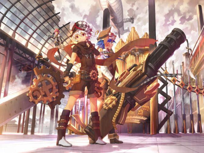 fantasy art artwork warrior wallpaper