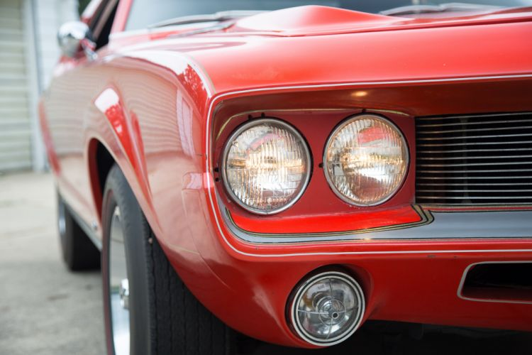 1966 AMC AMX Prototype Muscle Classic Old Original USA -07 wallpaper