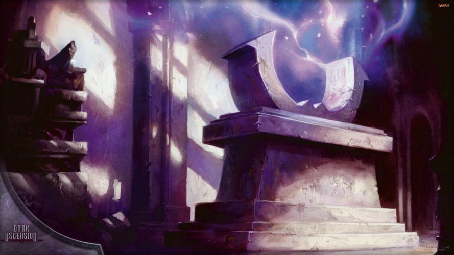 fantasy art artwork magic gathering dark wallpaper