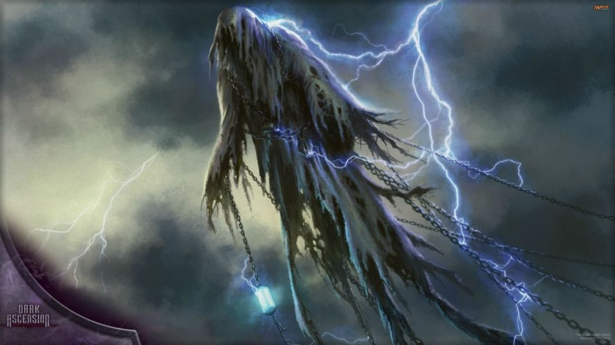 fantasy art artwork magic gathering dark wallpaper