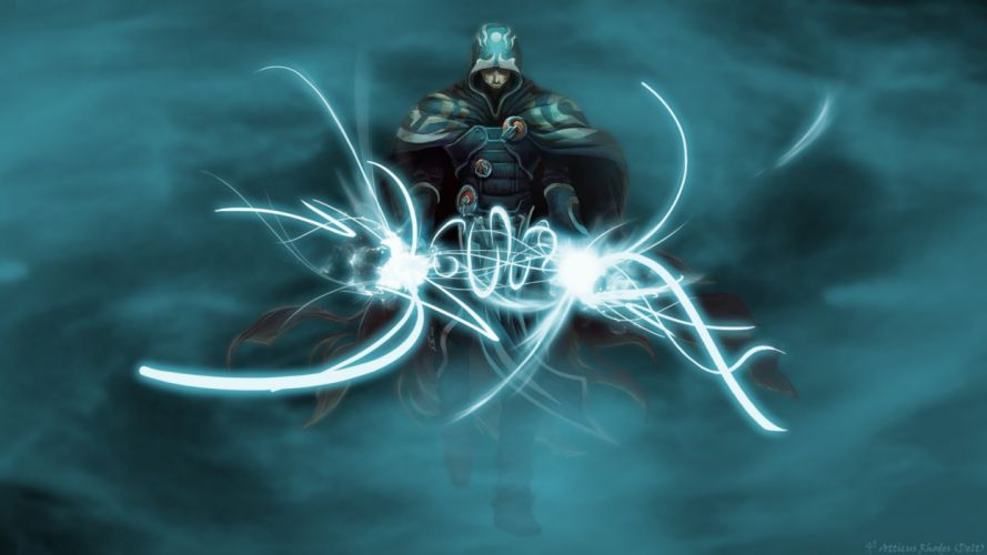 fantasy art artwork magic gathering dark warrior wallpaper