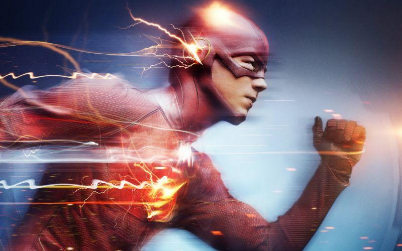 Heroes comics Flash Barry Allen Movies Fantasy superhero wallpaper