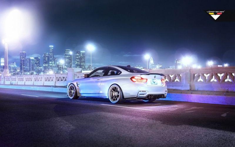 2015 Vorsteiner BMW-M4 coupe cars wallpaper
