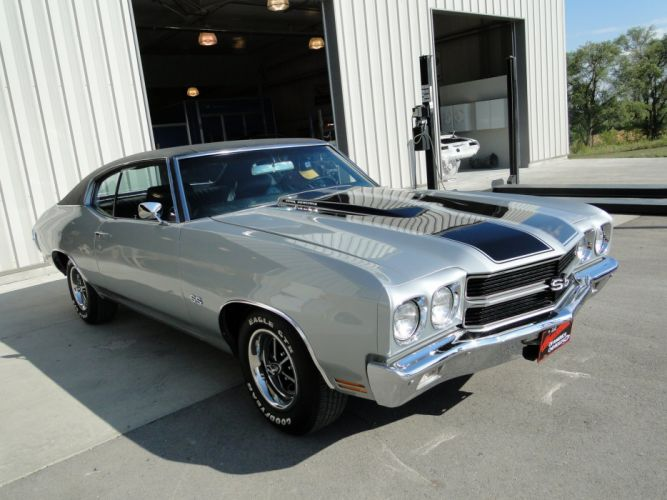 1970 Chevelle chevy chevrolet cars coupe wallpaper
