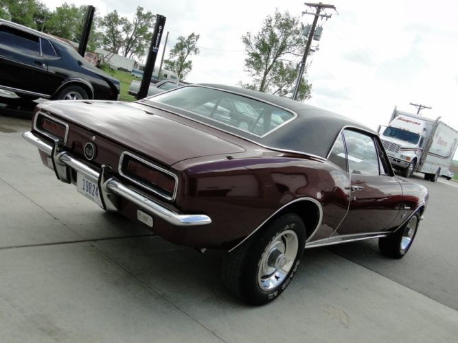 1967 camaro ss chevy chevrolet cars coupe wallpaper