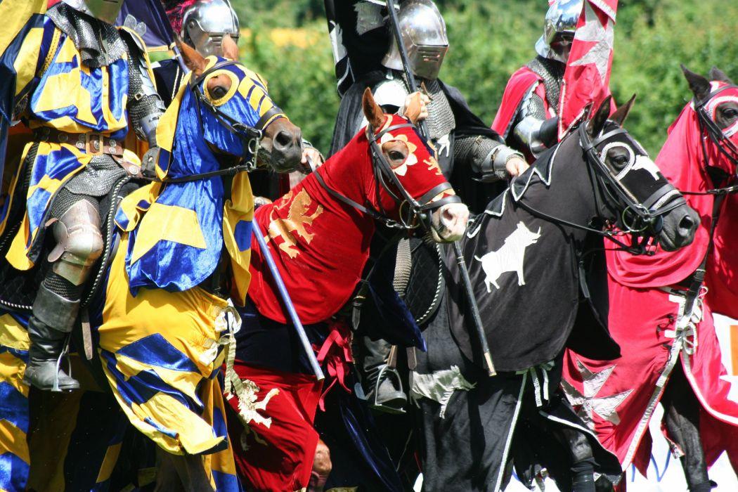 Knight Horse Armor Fantasy armor warrior wallpaper
