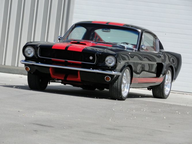 1965 Ford Mustang gt-350 cars wallpaper