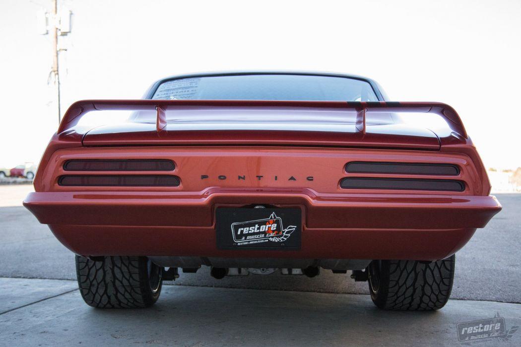 1969 pontiac Firebird cars coupe wallpaper