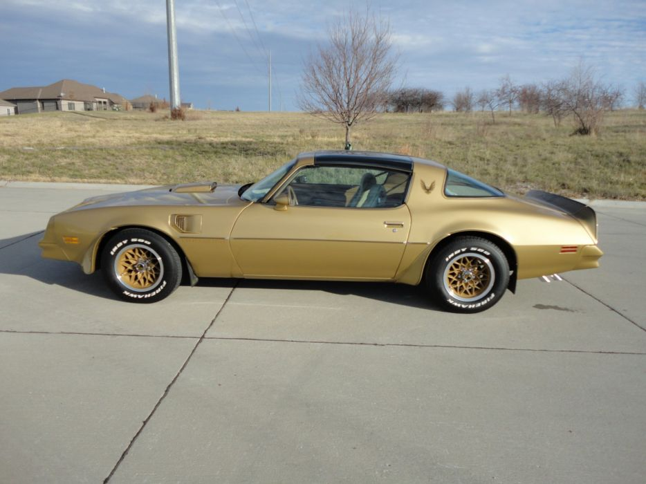 1978 pontiac Trans-Am Special Edition Y88 coupe cars wallpaper