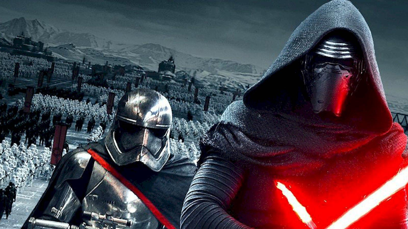 Star Wars Force Awakens Sci Fi Futuristic Disney Action Adventure