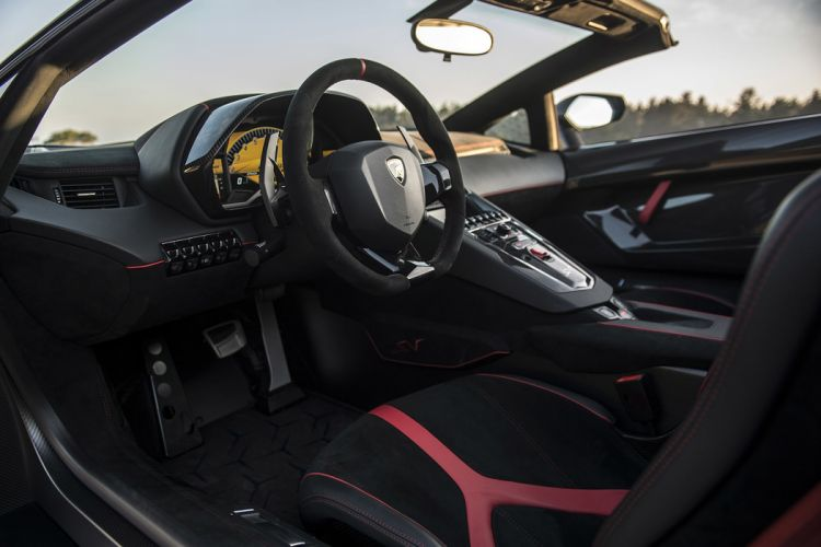 2016 Aventador Lamborghini LP750-4 roadster Supercar superveloce wallpaper