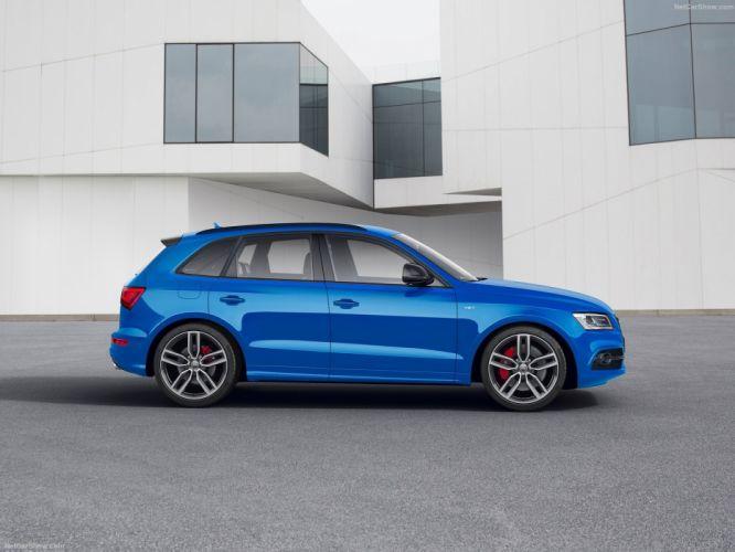 Audi SQ5 TDI plus cars suv 2016 wallpaper