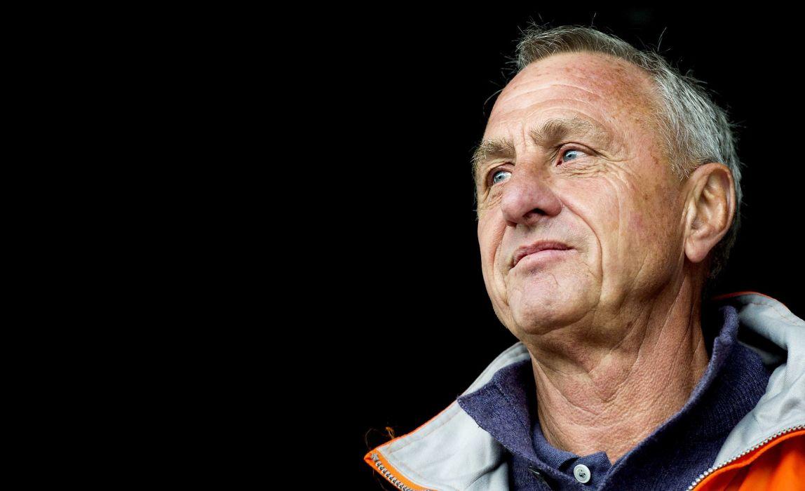 johan cruyff exfutbolista holandes wallpaper