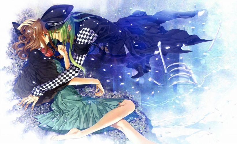 Amnesia Ukyo and Heroine wallpaper