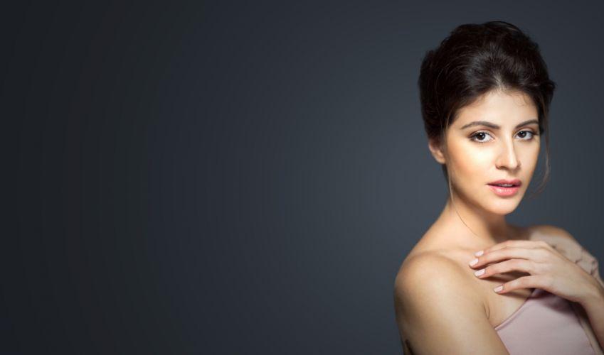 karishma kotak actress model girl beautiful brunette pretty cute beauty sexy hot pose face eyes hair lips smile figure indian wallpaper
