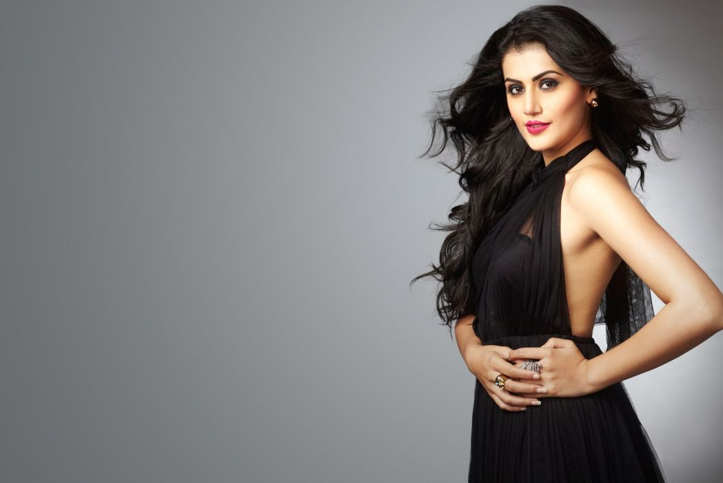 taapsee pannu tapsee actress model girl beautiful brunette pretty cute beauty sexy hot pose face eyes hair lips smile figure indian  wallpaper