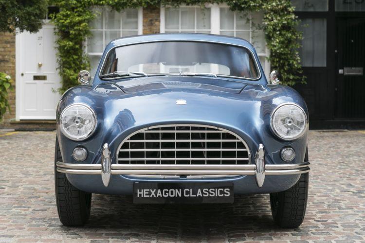 1961 AC-ACECA COUPE BRISTOL CARS classic wallpaper