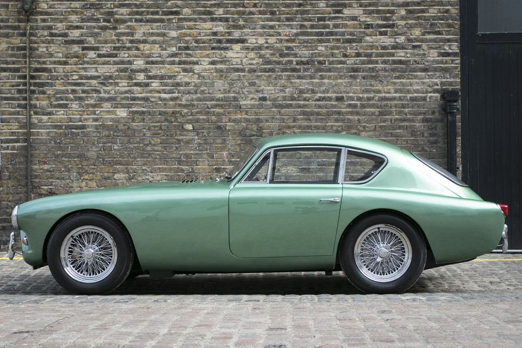 1962 AC-ACECA COUPE CARS classic wallpaper