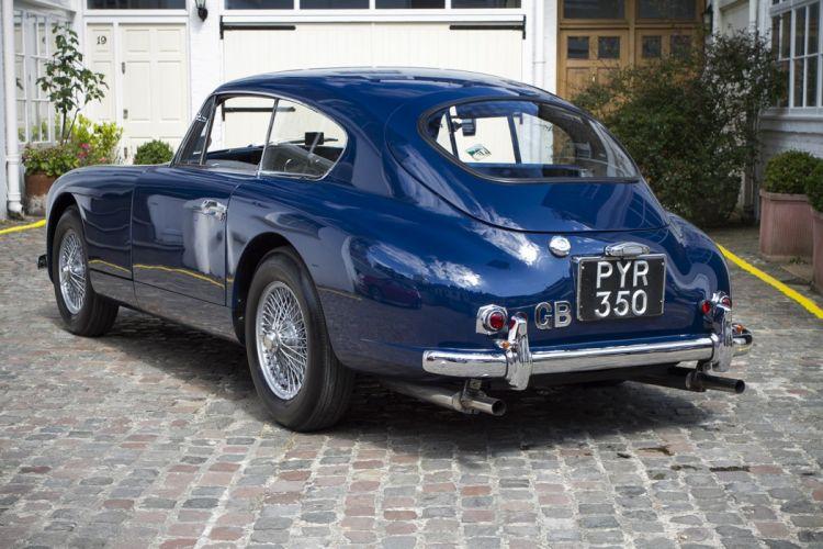 ASTON MARTIN DB2-4 MK 1 VANTAGE COUPE cars classic 1955 wallpaper