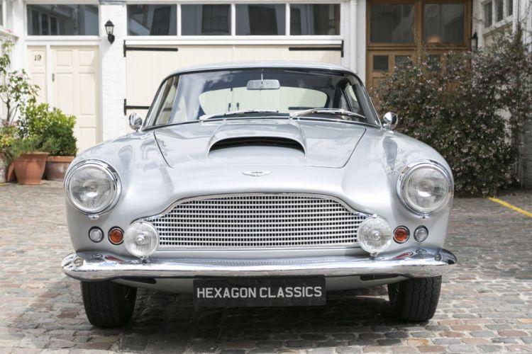 Aston Martin DB4 Series II Coupe 1961 cars classic wallpaper