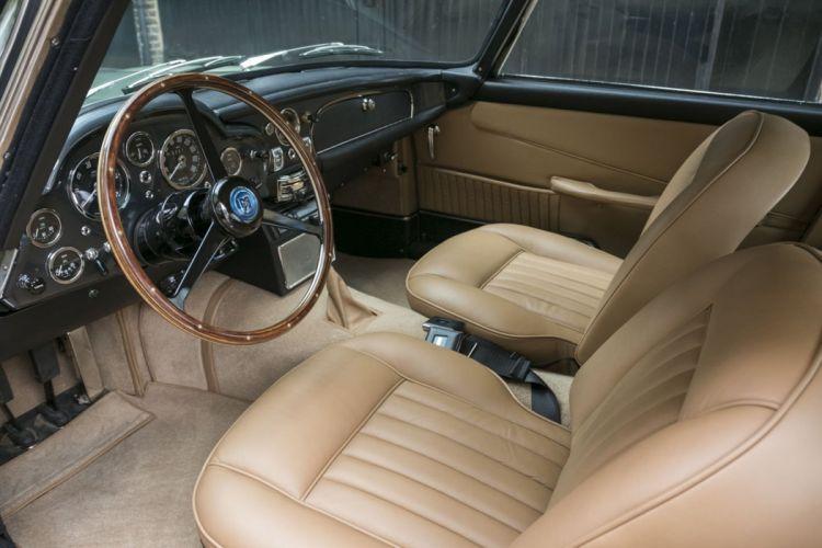 Aston Martin DB5 SALOON 1964 cars classic wallpaper