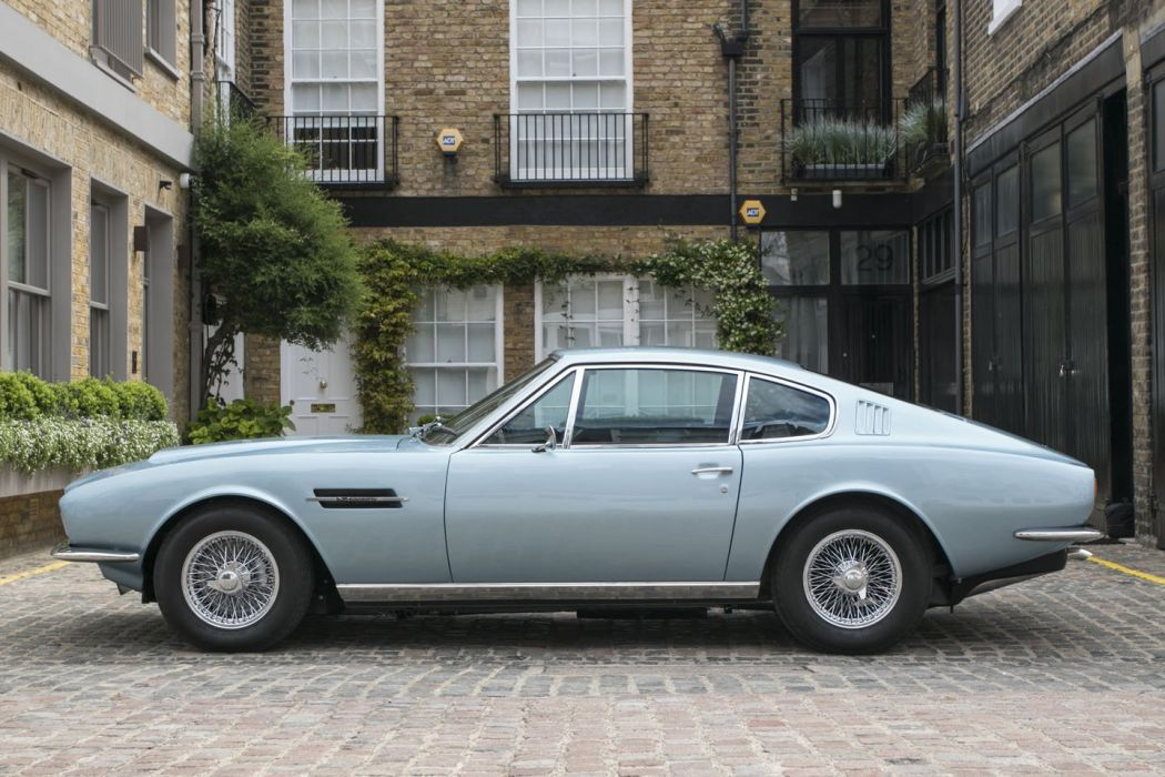 Aston Martin dbs vantage 1969 cars classic wallpaper