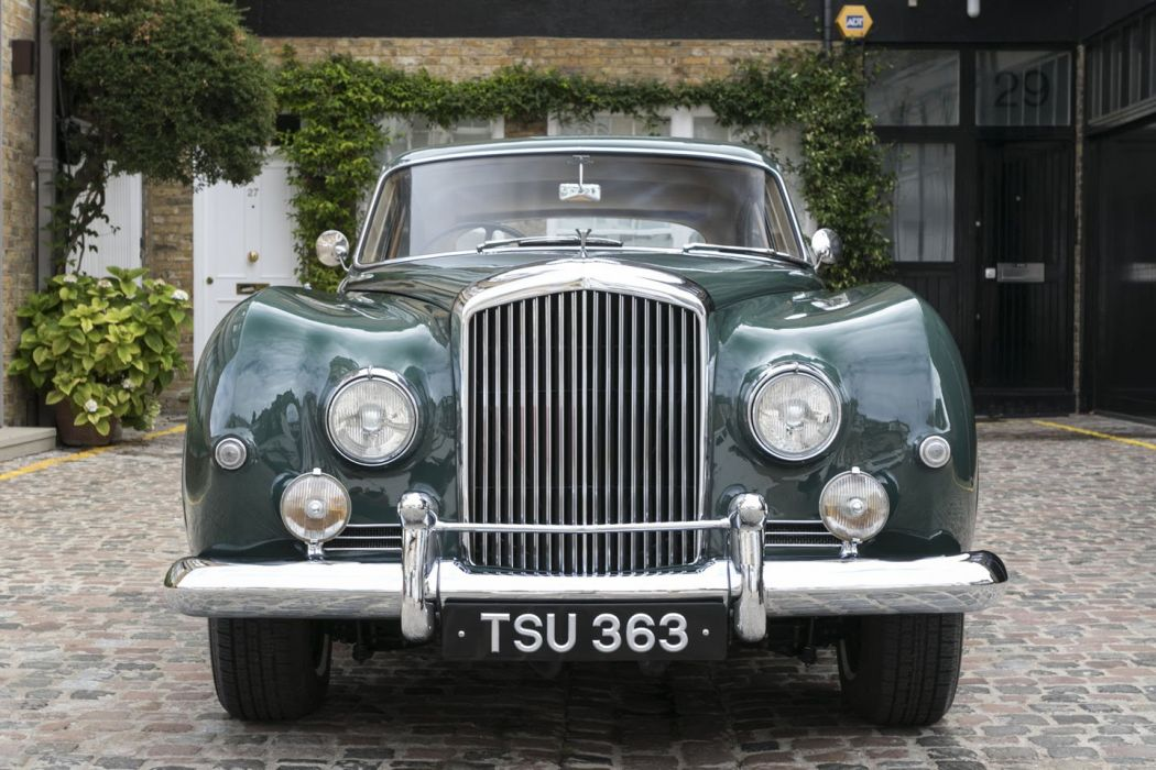 BENTLEY-S1 CONTINENTAL FASTBACK COUPe 1956 cars classic wallpaper