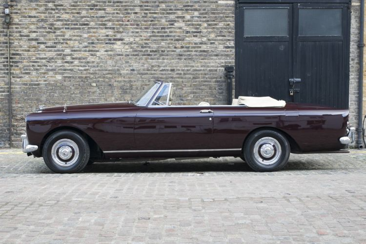 BENTLEY-S2 CONTINENTAL convertible DHC 1962 cars classic wallpaper