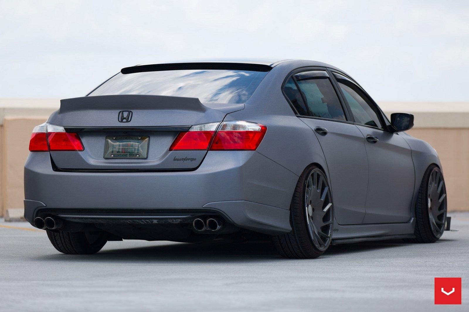 Honda accord vossen wheels cars sedan wallpaper for Honda owner login
