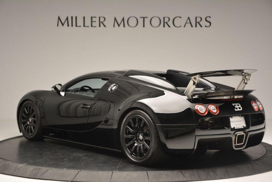 Black Bugatti Veyron cars supercars wallpaper