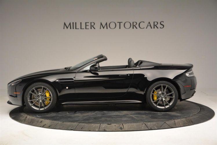 2015 Aston Martin Vantage-GT roadster cars wallpaper